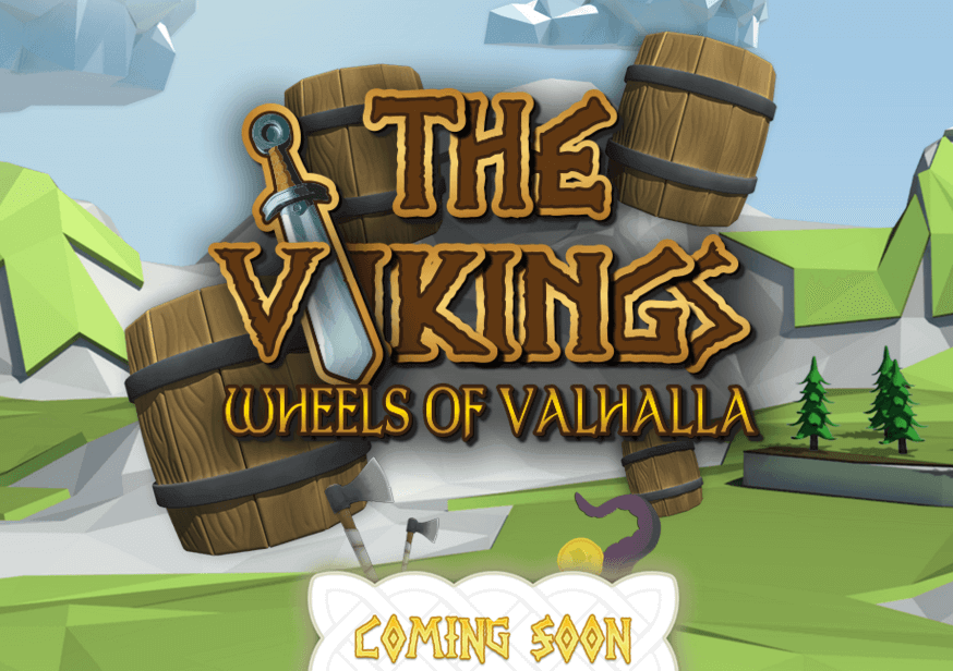 The Vikings: Wheels of Valhalla